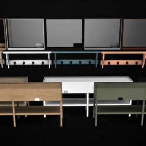 Leo 4 Sims: Alto livingroom