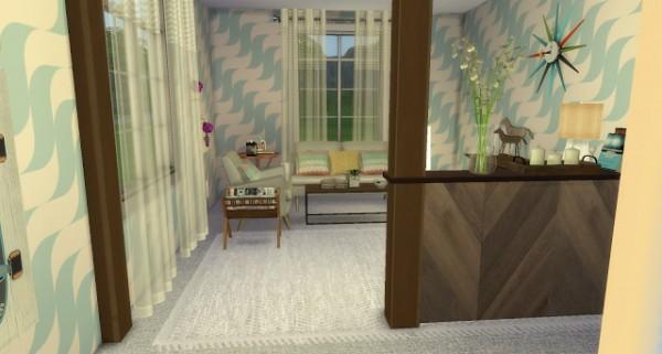 Pandashtproductions: Vintage Sitting Room