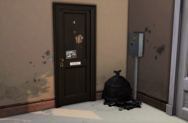 Budgie2budgie: Newcrest Apartment Doors