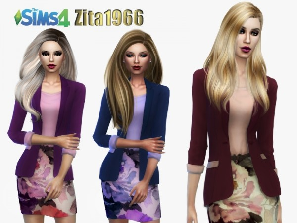The Sims Resource: Fun with Floral by ZitaRossouw