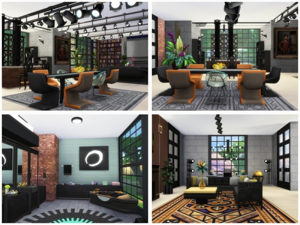 The Sims Resource: Duo Fabric   No CC! by Danuta720