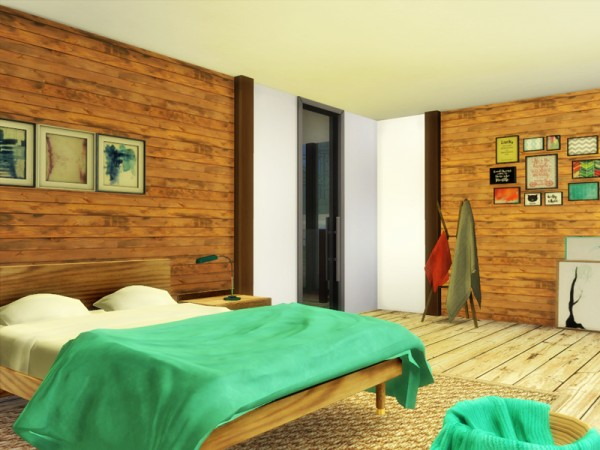 The Sims Resource: Scandia house by Danuta720