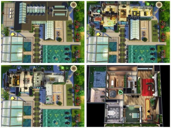 The Sims Resource: Duo Fabric   No CC! by Danuta720