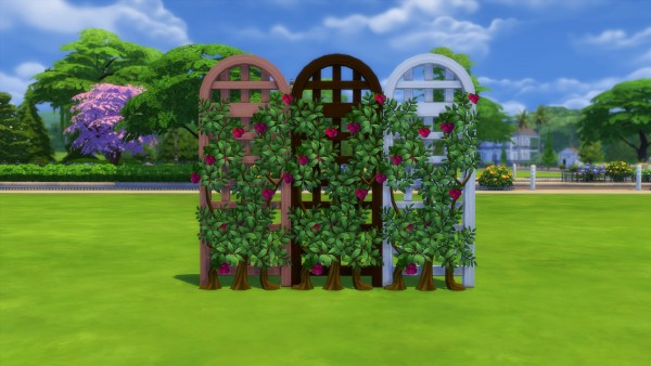 Mod The Sims: Get Fruity II: Peaches, Pears and Plums. Oh my! by Snowhaze