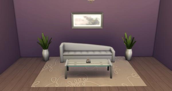 19 Sims 4 Blog: Wall paints set 8