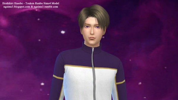 NG Sims 3: Heshikiri Hasebe