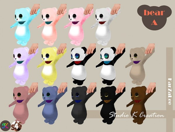 Studio K Creation: Teddy bear toy