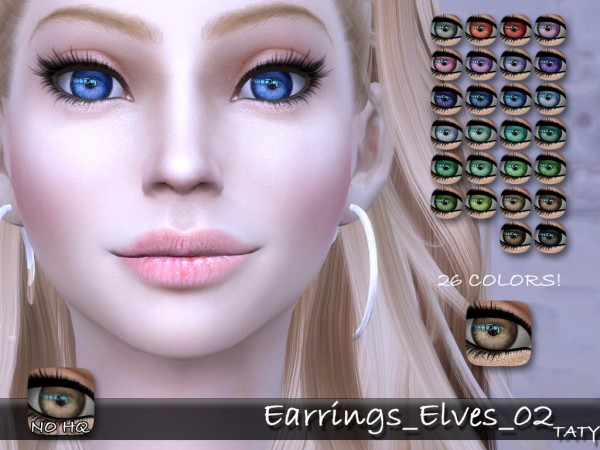 Simsworkshop: Taty Old Eyes