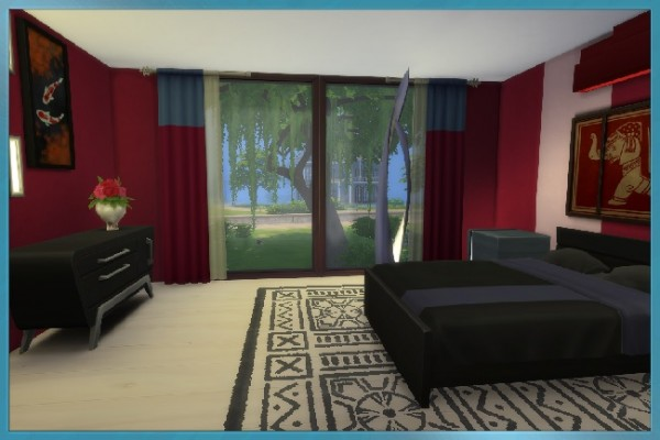 Blackys Sims 4 Zoo: Hippe Bude by Kosmopolit