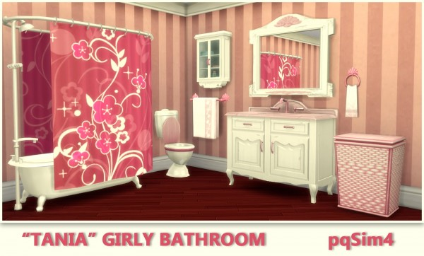 PQSims4: Tania Bathroom