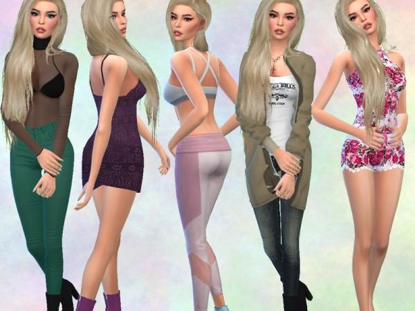 The Sims Resource: Era Istrefi by divaka45