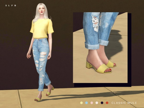 The Sims Resource: Classic Mule by SLYD