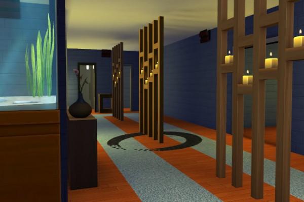 Blackys Sims 4 Zoo: Wellness Center by LillyAngel1209