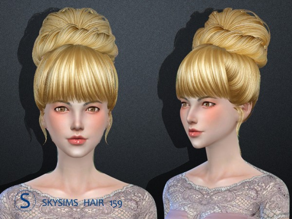 Butterflysims: Skysims 159 donation hairstyle