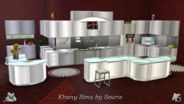 Khany Sims: Lara kitchen