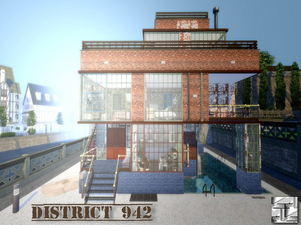 The Sims Resource: District 942 by .Torque