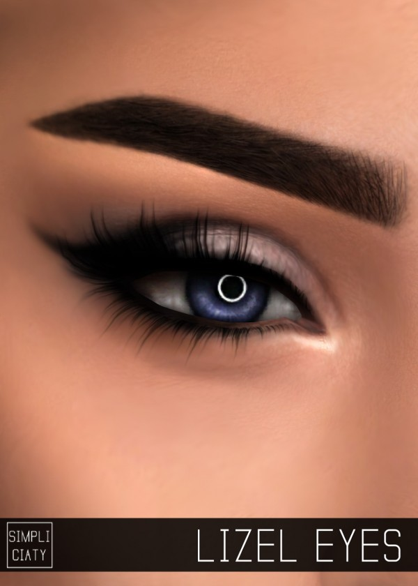 Simpliciaty Lizel Eyes Sims 4 Downloads