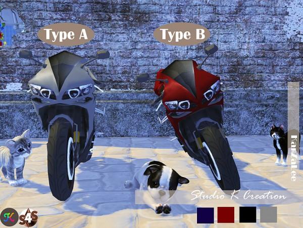 Studio K Creation: SKC Motorcycle