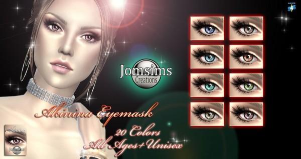 Jom Sims Creations: Akinina eyes