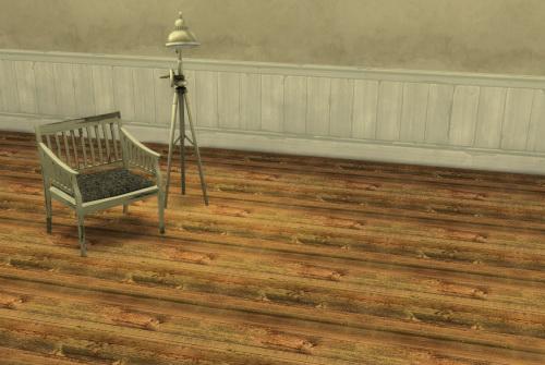 Chillis Sims: Sims in Paris Woodfloors