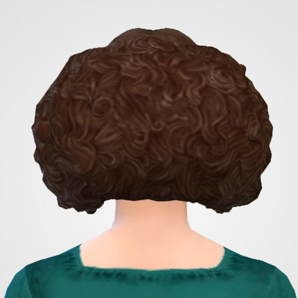 History Lovers Sims Blog: Queen hair