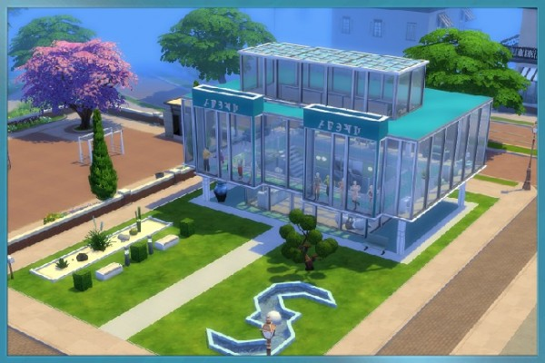 Blackys Sims 4 Zoo: Boutique Chic twine by Kosmopolit