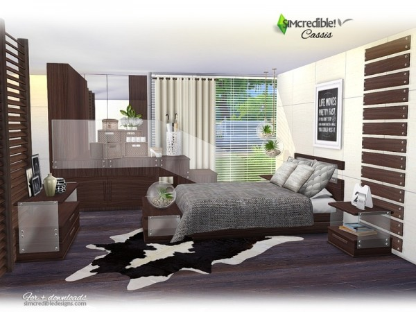 The Sims Resource: Cassis by SIMcredible!