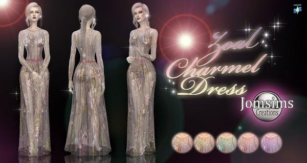 Jom Sims Creations: zoal Charmel dress