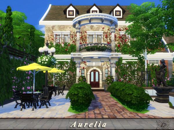 The Sims Resource: Aurelia by Danuta720