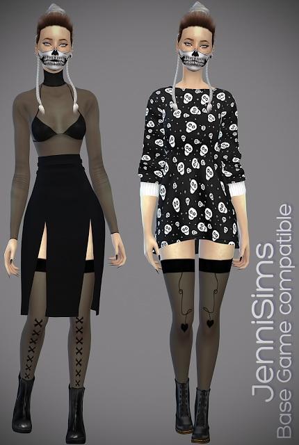 Jenni Sims: Sets Bodysuit