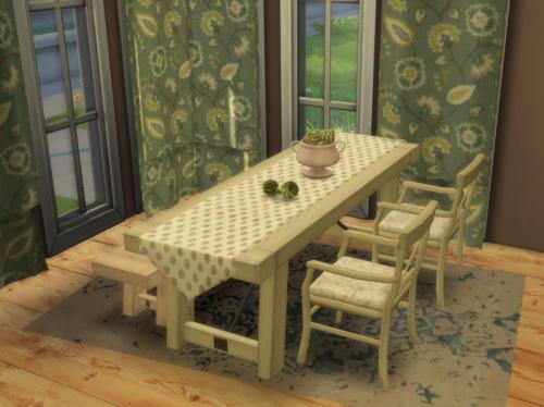 Chillis Sims: Pocci Autumn Dining