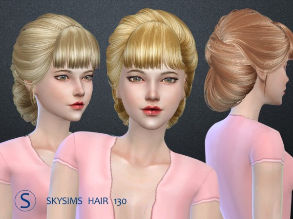 Butterflysims: Skysims 130 free hairstyle