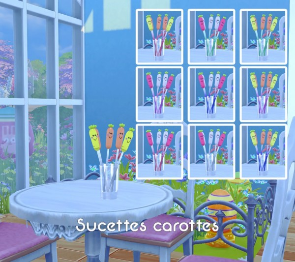 Sims Artists: Easter treats