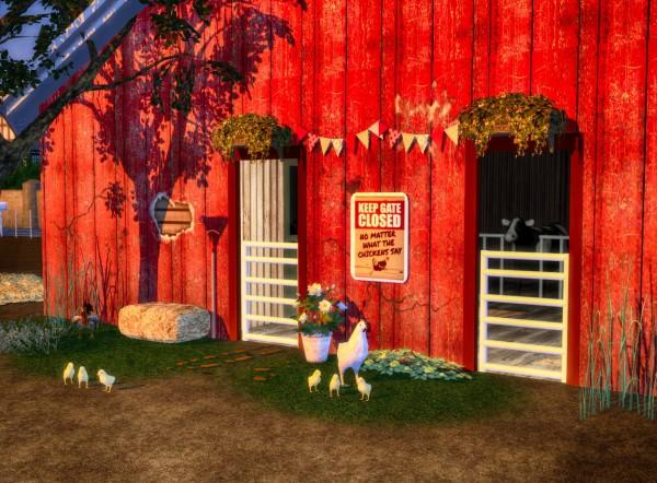 Sims 4 Designs Windkeeper And Yoedda Farm Sims 4 Downloads