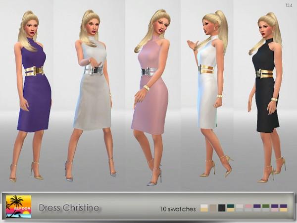 Elfdor: Dress Christine