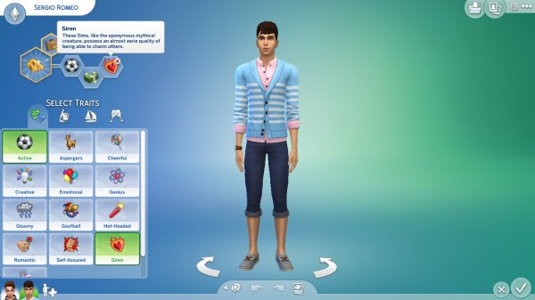 Mod The Sims: The Siren Trait: Reloaded by Aaronj3