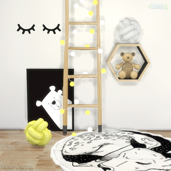 Helen Sims: Scandinavian childrens decor