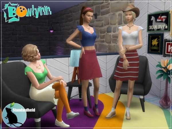 Simsworkshop: Set Bowlynn by Standardheld