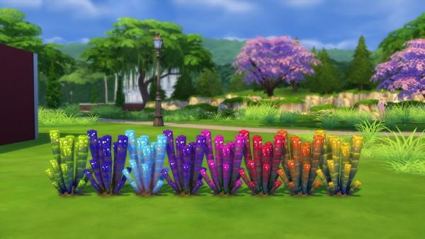 Mod The Sims: Rainbow Orb Plant by Snowhaze