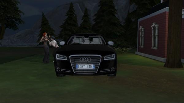 Lory Sims: Audi A8