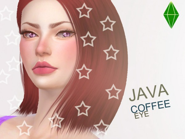 The Sims Resource: Java Coffee Eye by LJP Sims