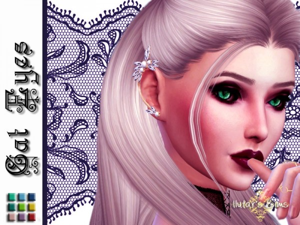 The Sims Resource: Cat Eyes by Ilutar