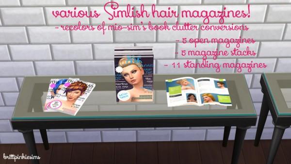 Brittpinkiesims: Beauty salon stuff