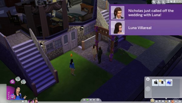 Mod The Sims: Autonomous Weddings! by PolarBearSims