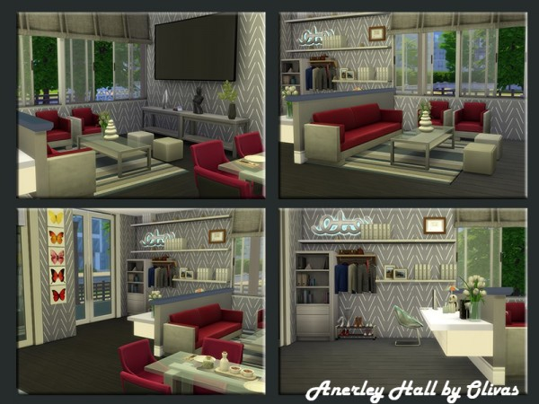 The Sims Resource: Anerley Hall by Olivas