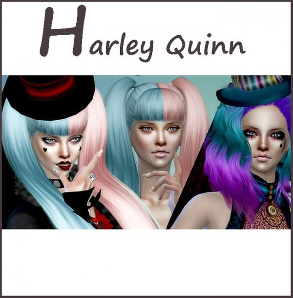 Les Sims 4 Passion: Harley Quinn