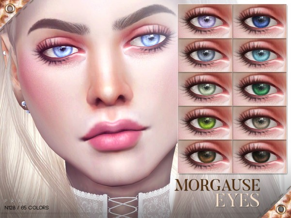 The Sims Resource Morgause Eyes N128 By Pralinesims