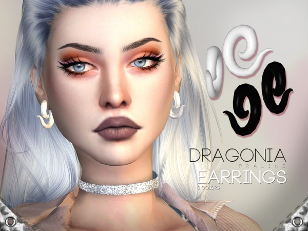 The Sims Resource: Random Piercing Mix V/2 by Pralinesims