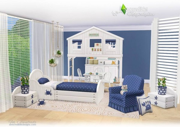 simcredible designs magical place sims 4 downloads. Black Bedroom Furniture Sets. Home Design Ideas