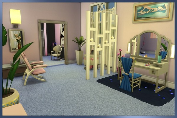 Blackys Sims 4 Zoo: Valeria bedroom
